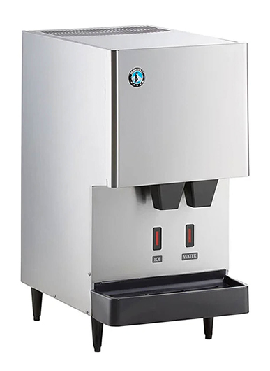Countertop Ice and Cold Water Dispenser