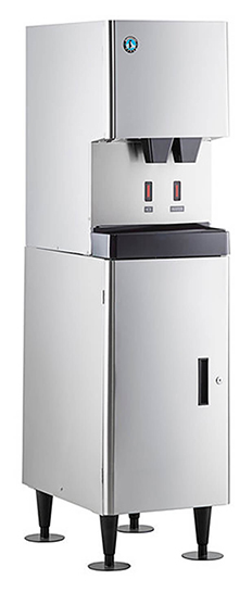 Free Standing Ice and Cold Water Dispenser