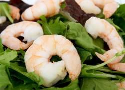 Shrimp & Steak Salad Combo