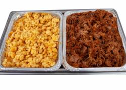 Mac & Cheese & Pulled Pork