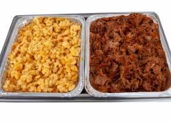 Mac & Cheese & Pulled Pork